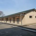 阿見第一小学校区・第一、第二、第三放課後児童クラブ 新築工事